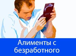 Как взыскать алименты с неработающего{q}